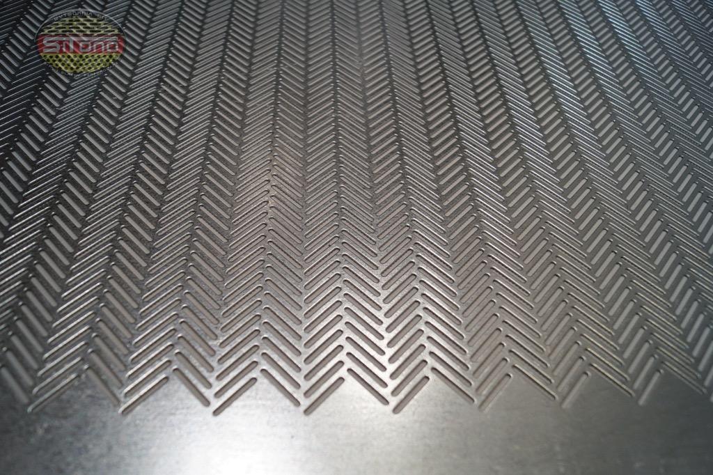 Najnowsze Blachy perforowane i wzory perforacji w Sitono Nekla MH09